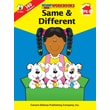 Carson-Dellosa Same & Different Workbook