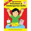 Carson-Dellosa Preschool & Kindergarten Skills Workbook