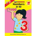 Carson-Dellosa Numbers 0-10 Workbook
