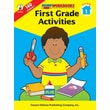 Carson-Dellosa First Grade Activities Workbook