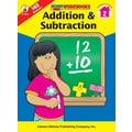 Carson-Dellosa Addition & Subtraction Workbook, Grade 2