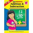 Carson-Dellosa Addition & Subtraction Workbook, Grade 2