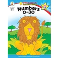 Carson-Dellosa Numbers 0-30 Resource Book