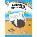 Carson-Dellosa Beginning Vocabulary Resource Book, Grade 1