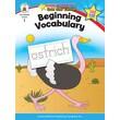Carson-Dellosa Beginning Vocabulary Resource Book, Grade 1