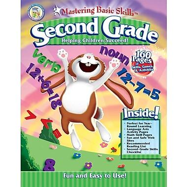 Rainbow Bridge Mastering Basic Skills® for Second Grade Workbook