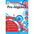 Carson-Dellosa Pre-Algebra Resource Book, Grades 4 - 5