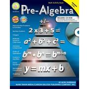 Mark Twain Pre-Algebra Resource Book, Grades 5 - 8+