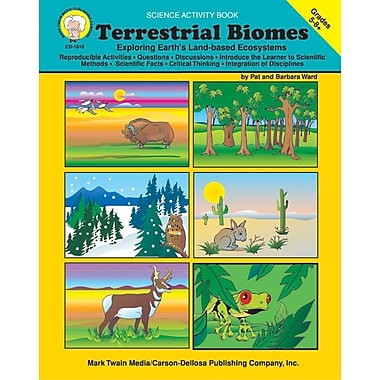 Mark Twain Terrestrial Biomes Resource Book