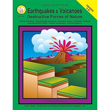 Mark Twain Earthquakes and Volcanoes Resource Book