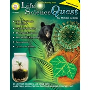 Mark Twain Life Science Quest for Middle Grades Resource Book