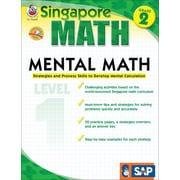 Frank Schaffer Mental Math Workbook, Grade 2/Level 1