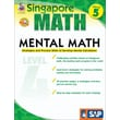 Frank Schaffer Mental Math Workbook, Grade 5/Level 4
