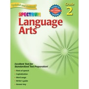 Spectrum Language Arts Workbook, Grade 2