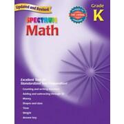 Spectrum Math Workbook, Grade K