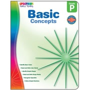 Spectrum Basic Concepts Workbook