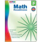Spectrum Math Readiness Workbook
