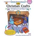 Carson-Dellosa Easy Christian Crafts Resource Book, Grades PK - K