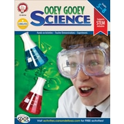 Mark Twain Ooey Gooey Science Resource Book