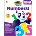 Brighter Child I Know My Numbers! Workbook