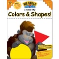 Brighter Child I Know My Colors & Shapes! Workbook, 208 Pages