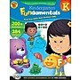 Brighter Child Kindergarten Fundamentals Workbook