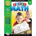 American Education Total Math Workbook, Grade 1