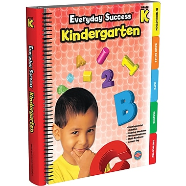 American Education Everyday Success™ Kindergarten Workbook