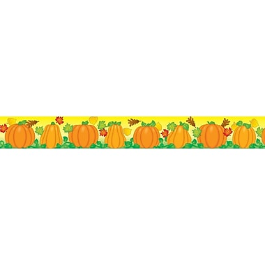 Carson-Dellosa Pumpkins Borders, Grades PK - 3
