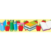 Carson-Dellosa Apples & Books Borders