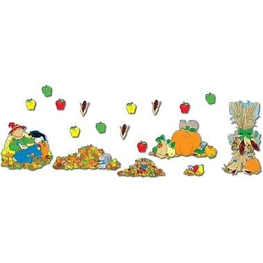 Carson-Dellosa Fall Accents Bulletin Board Set