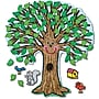 Carson-Dellosa Big Tree: Kid-Drawn Bulletin Board Set