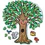 Carson-Dellosa Big Tree: Kid-Drawn Bulletin Board Set