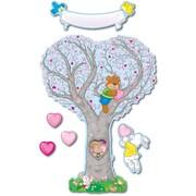 Carson-Dellosa Caring Heart Tree Bulletin Board Set