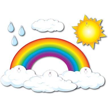 Carson-Dellosa Big Rainbow Bulletin Board Set