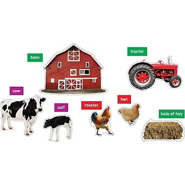 Carson-Dellosa Photographic Farm Bulletin Board Set