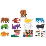 Carson-Dellosa Brown Bear, Brown Bear, What Do You See? Bulletin Board Set