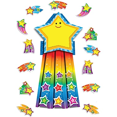 Carson-Dellosa Shooting Stars Bulletin Board Set