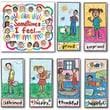 Carson-Dellosa Kid-Drawn Emotions Bulletin Board Set