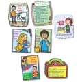 Carson-Dellosa Hygiene: Kid-Drawn Bulletin Board Set