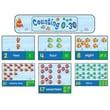 Carson-Dellosa Counting 0 - 30 Bulletin Board Set