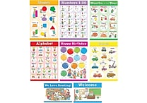 Carson-Dellosa Richard Scarry's Busytown™ - Early Learning Essentials Bulletin Board Set