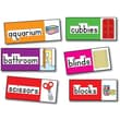 Four Blocks Print-Rich Classroom Labels Bulletin Board Set