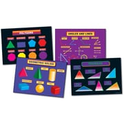 Mark Twain Geometry Bulletin Board Set