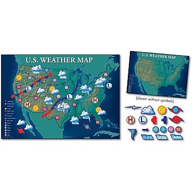 Mark Twain Interactive Weather Map Bulletin Board Set