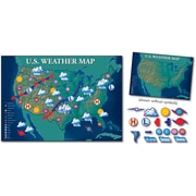 Mark Twain Interactive Weather Map Bulletin Board Set