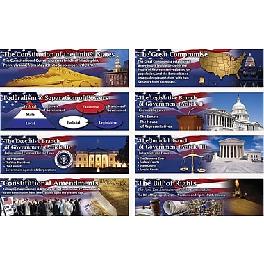 Mark Twain The Constitution of the United States Bulletin Board Set