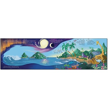 Carson-Dellosa Creation Mural Bulletin Board Set