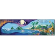 """Carson-Dellosa Publishing 210012 24"""" x 17"""" Straight Creation Mural Bulletin Board Set, Multicolor"""