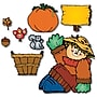 D.J. Inkers Harvest Hank Bulletin Board Set